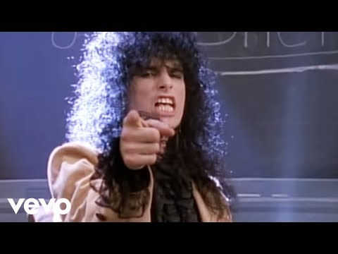 Britny Fox - Girlschool video