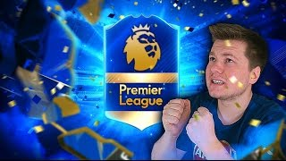 PIERWSZY EPL TOTS PACK OPENING!!! FIFA 17 ULTIMATE TEAM #TOTS #EPL