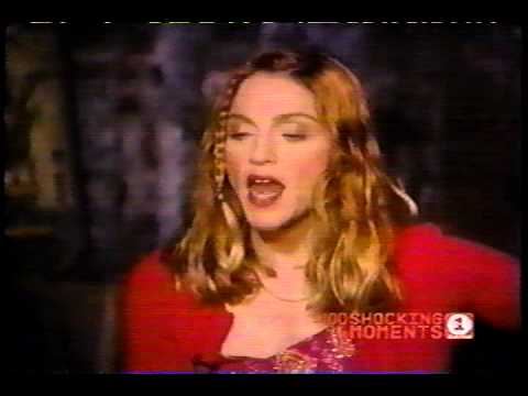 Vh1 Shocking Moments (madonna: Sex Book) video
