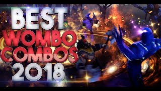 BEST WOMBO COMBOS of 2018 - Dota 2