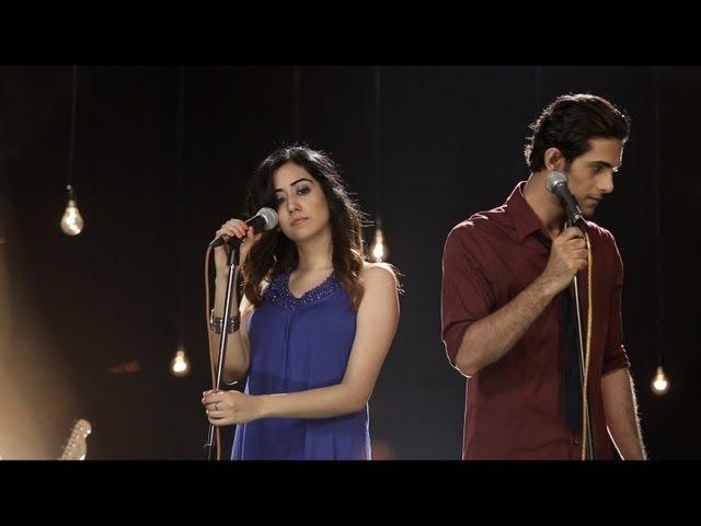 Tum Hi Ho (Acoustic Cover) -- Aakash Gandhi (ft. Sanam Puri, Jonita Gandhi, & Samar Puri) thumbnail