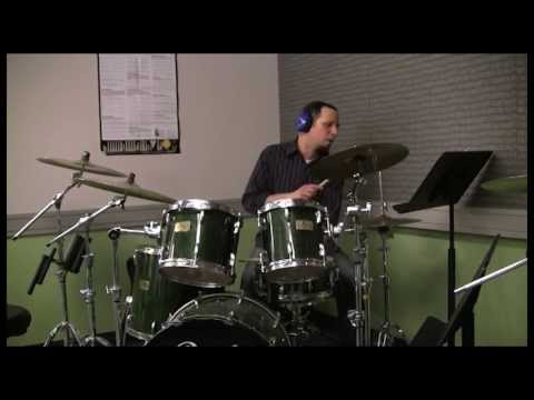 Dave DiCenso - modern drummer - Drum Lesson how to play drums - Universal Rhythms