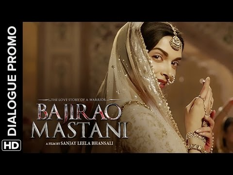 Will Bajirao Be Punished In The Name Of Love? | Bajirao Mastani | Dialogue Promo
