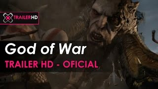 E3 2016 GOD OF WAR 4 TRAILER GAMEPLAY HD - PS4
