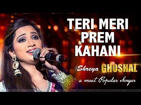 Teri Meri Prem Kahani - Bodyguard || Salman Khan || Live Song Shreya Ghoshal