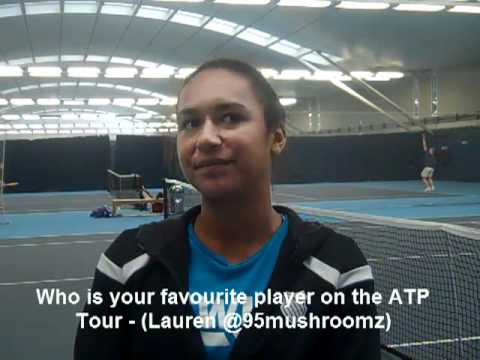 Heather Watson - Fans' questions answered