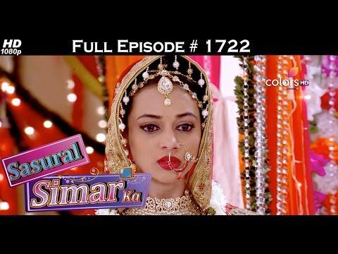 Sasural Simar Ka - 27th January 2017 - ससुराल सिमर का - Full Episode thumbnail
