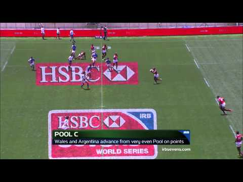 South Africa Sevens: Day one highlights!