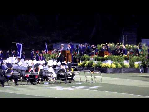 SAUGUS HIGH SCHOOL 2011 GRADUATION