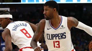 LA Clippers vs Memphis Grizzlies - Full Game Highlights | November 27, 2019-20 NBA Season