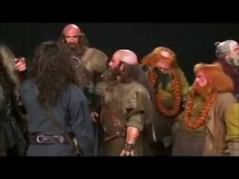 The Hobbit Peter Jacksons First Video Blog from the Set  - The Hobbit An Unexpected Journey - Peter Jackson - Flixster Video