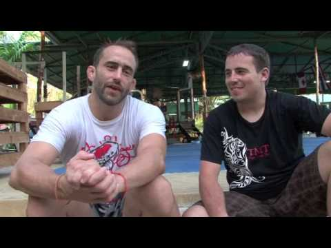 Interview with Former UFC Champion Dave Menne Video