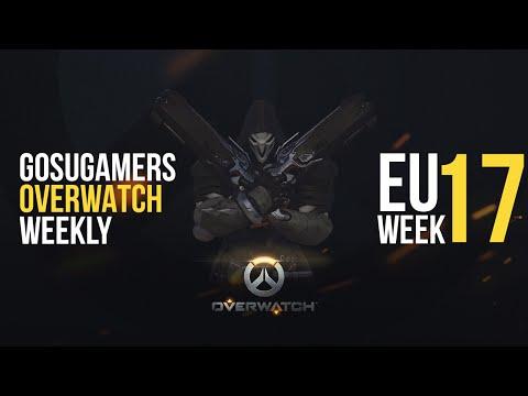 WeUnited vs Bringos - GosuGamers Overwatch Weekly EU #17