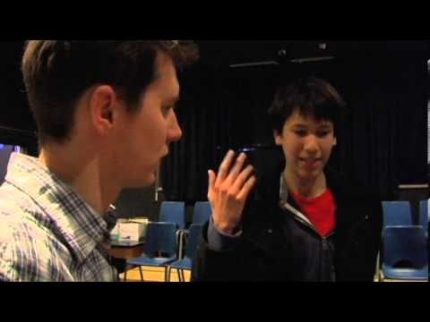 Made in Canada Interview: Film students -- Northern Secondary High School, Group 1 (1/2)