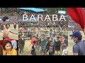 Selebrasi kemenangan BARABA atas Ratore di sangalla KPTS