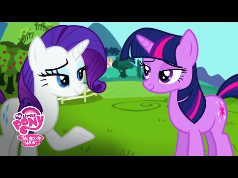 Keep Calm and Flutter On (Clip) | My Little Pony Friendship is Magic TV Show  on Hub Network