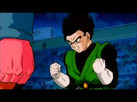 Dbz Gohan Goes Ss2 At The World Tournament video