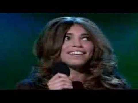 Look Antonella from american idol