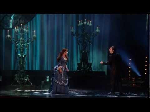 Phantom of the Opera - Sierra Boggess & Ramin Karimloo (Classic BRIT Awards 2012)