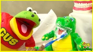 Doctor Dentist Drill pulls Loose Tooth + Morning Routine + Kids Pranks Toys Pretend Play