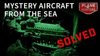 Mystery Aircraft Engine Discovered - Merlin from the Deep