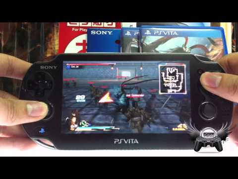 [REVIEW] เกม PS VITA Dynasty Warriors 8 Xtreme Legends