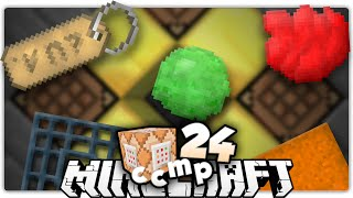 Minecraft 1.9   Custom Crafter Lets You Make Any Item   Custom Command Mod Pack #24