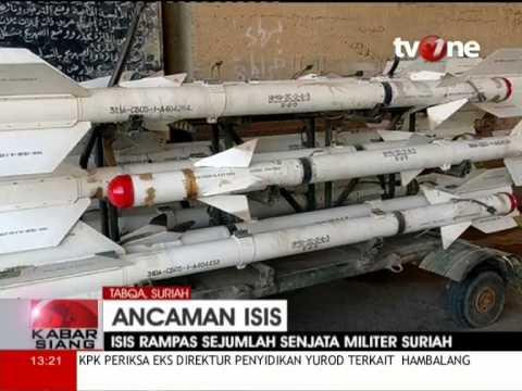 [ISIS] Video ISIS kembali kuasai pangkalan udara Tabqa