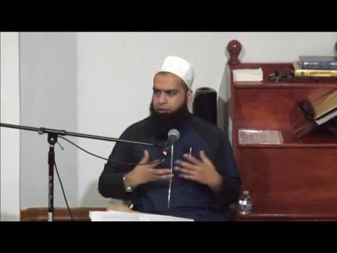"Mufti Farhan - ""The Love & Sacrifice of Prophet Ibrahim (AS) Part 2"""