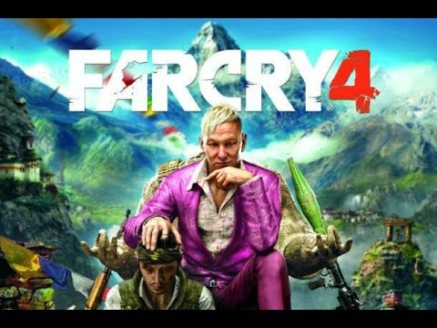 Far Cry 4 – 'Come With Me Now'