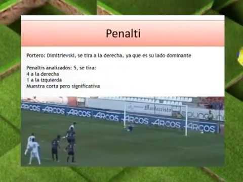 Análisis del rival: Granada B (19-09-14)
