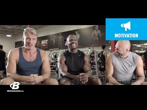 The Expendables 2 Behind The Scenes -- Bodybuilding video