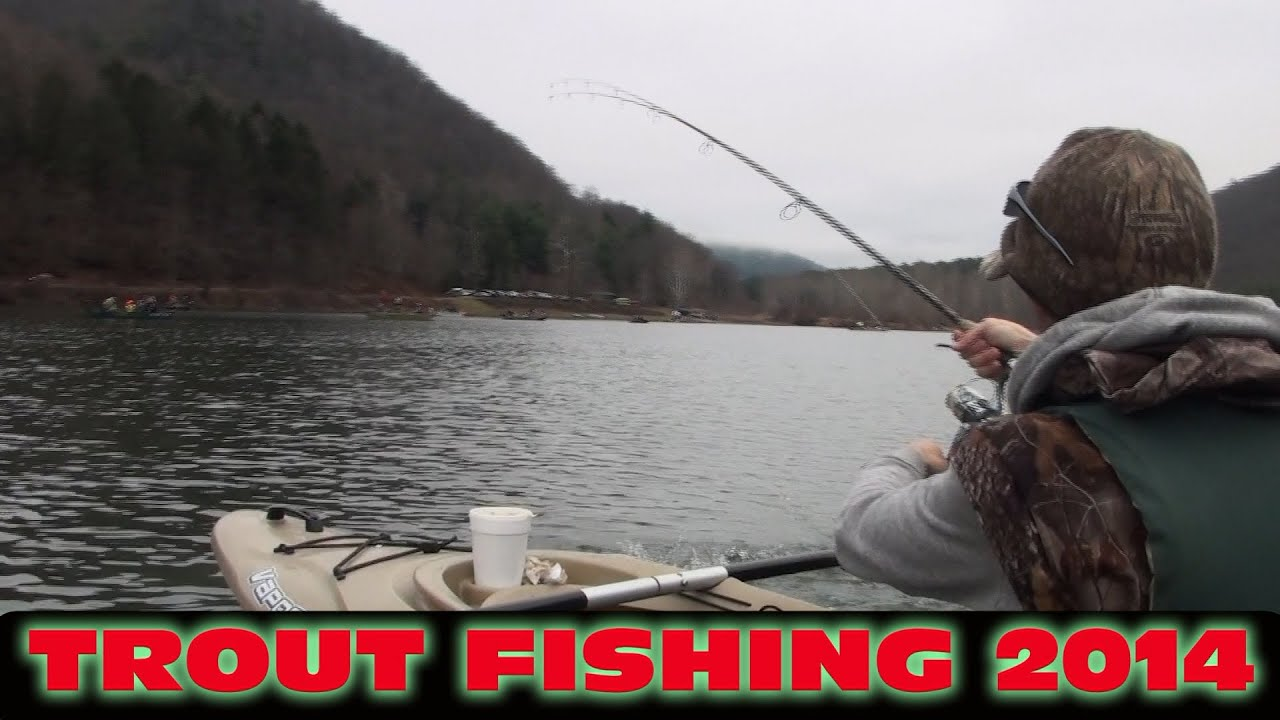 Trout fishing season opening pennsylvania 2014 youtube for Trout fishing pa