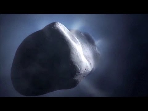 Deep Space Wake-Up Call For Comet-Chasing Spacecraft Rosetta