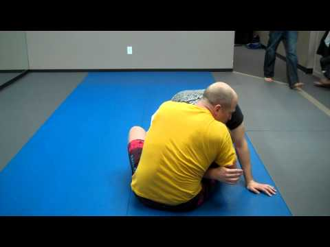 Submissions Inc: (No Gi) Butterfly Guard - Arm drag to D'Arce choke Image 1