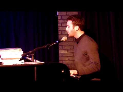 Nick Marcucci - Learning to Let Go at CMU 2011 Showcase Cabaret