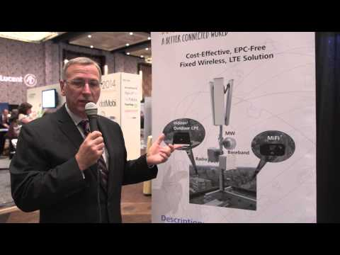 Huawei's Fixed Wireless TD-LTE Solution