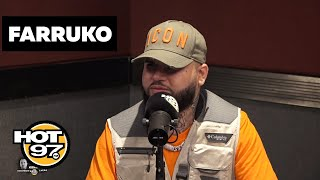 Farruko Opens Up On Hair Fail On Stage, State Of Puerto Rico + New Project & HBO Documentary!
