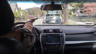 DMV California Behind-the-Wheel Driving Test, 2018! LATEST!
