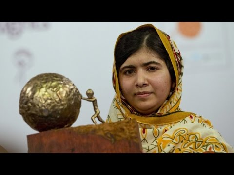 Nobel Peace Prize Awarded To Malala Yousafzai And Kailash Satyarthi