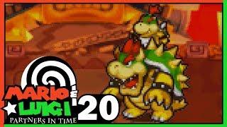 Mario & Luigi Partners in Time (Blind) Episode 20: Bowser Buddies