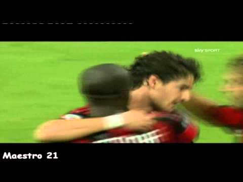 Pato Second Goal on Lecce - Sky Sport Commentary - 29/08/2010