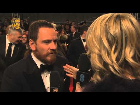 Michael Fassbender - BAFTA Film Awards Red Carpet 2014