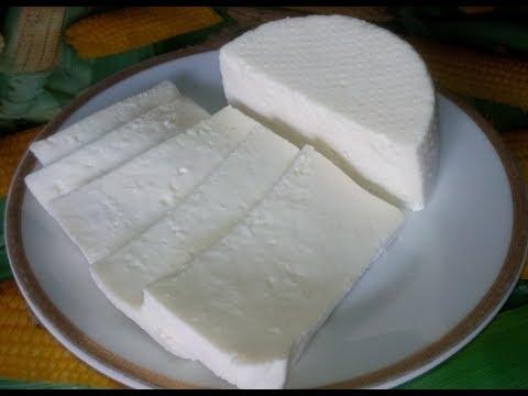 Домашний овечий сыр.