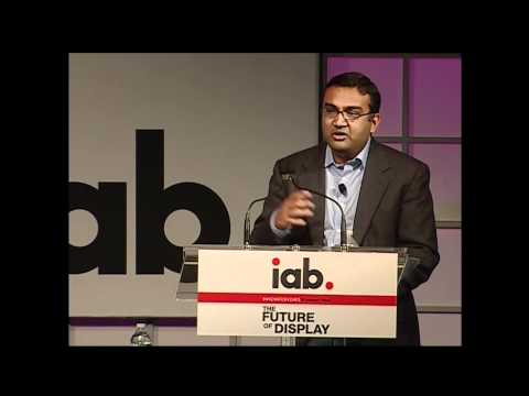 Google Display Ads Keynote - IAB Innovation Days 2011