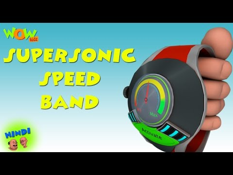 Supersonic Speed Band - Motu Patlu in Hindi WITH ENGLISH, SPANISH & FRENCH SUBTITLES thumbnail