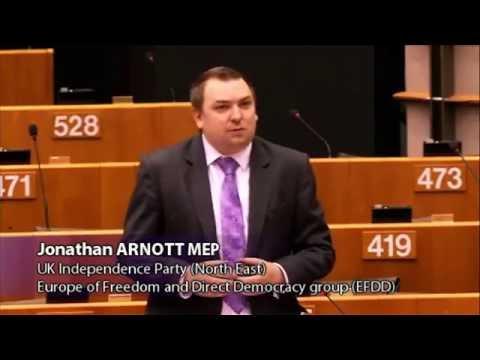 Gender discrimination: EU is part of the problem - Jonathan Arnott MEP