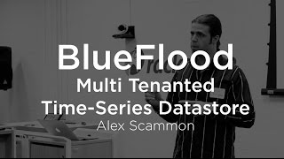 Blueflood: The Multi-Tenanted Time-Series Datastore