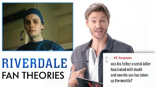 Chad Michael Murray Breaks Down Riverdale Fan Theories From Reddit | Vanity Fair