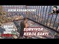 GTA 5 ZOMBIE SURVIVAL MOD | BATTLE PAKE PENTUNGAN LAWAN ZOMBIE + BIKIN KANDANG - Part 44 MP3